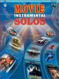 Movie Instrumental Solos Flute, Alfred Publishing Staff, 0757913059