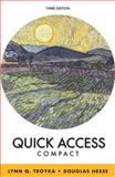 Quick Access Brief Plus MyWritingLab -- Access Card Package, Troyka and Hesse, Doug, 013395305X