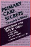 Primary Care Secrets, Mladenovic, Jeanette, 1560533056