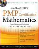 PMP Certification Mathematics, Subramanian, Vidya and Ramachandran, Ravi, 0071633057