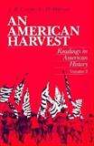 An American Harvest 1st Edition