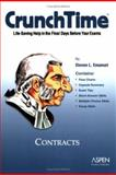 Contracts Crunchtime 2006, Emanuel, Steven, 0735563055