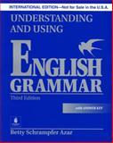 Understanding and Using English Grammar with Answer Key (Blue), International Version, Azar Series 9780131933057
