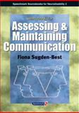 Assessing and Maintaining Communication, Sugden-Best, Fiona, 0863883052