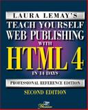 Sams Teach Yourself Web Publishing with HTML 3.2 in 14 Days, Lemay, Laura, 1575213052