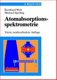 Atomabsorptionsspektroskopie, Welz, 3527283056