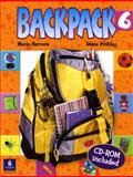 Backpack Student Book and CD-ROM, Level 6, Herrera, Mario and Pinkley, Diane, 0131923056