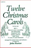 Twelve Christmas Carols Set 1, John Rutter, 0193853051