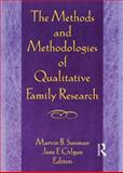 The Methods and Methodologies of Qualitative Family Research, Gilgun, Jane F., 0789003058