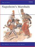 Napoleon's Marshals, Emir Bukhari, 0850453054