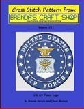 US Air Force Logo - Cross Stitch Pattern, Brenda Gerace and Chuck Michels, 1500403059