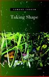 Taking Shape, Edward Carson, 0889843058