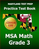 MARYLAND TEST PREP Practice Test Book MSA Math Grade 3, Test Master Test Master Press Maryland, 1494873052