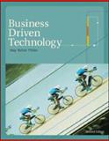 Business Driven Technology with MISource 2007 and Student CD, Haag, Stephen and Baltzan, Paige, 0073323063