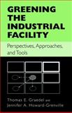 Greening the Industrial Facility : Perspectives, Approaches, and Tools, Graedel, Thomas E. and Howard-Grenville, Jennifer A., 0387243062
