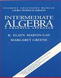 Intermediate Algebra, Martin, Andrew and Greene, 0138503060