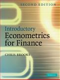 Introductory Econometrics for Finance, Brooks, Chris, 0521873061