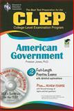 CLEP American Government, Jones, Preston, 0738603066
