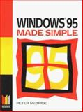 Windows 95 Made Simple, McBride, 0750623063
