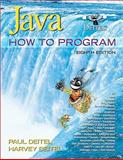 Java How to Program : Early Objects Version, Deitel, Paul and Deitel, Harvey, 0136053068
