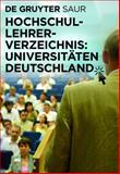 Universitäten Deutschland 9783119163064