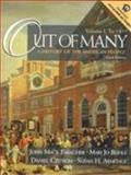 Out of Many : A History of the American People (to 1877), Faragher, John Mack, 0139493069