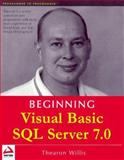 Beginning SQL Server 7.0 with Visual Basic, Willis, Thearon, 1861003064