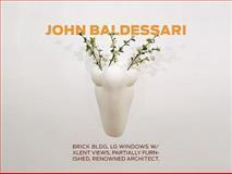 John Baldessari, John Welchman, 386678306X