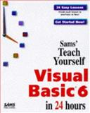 Sams Teach Yourself Visual Basic 6 in 24 Hours, Perry, Greg M., 0672313065
