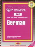 German, Jack Rudman, 0837363063