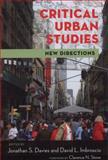 Critical Urban Studies 9781438433066