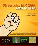 Fireworks MX 2004, Brown, Charles E. and Evans, Joyce J., 1590593065
