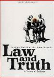 Law and Truth, Hannu Tapani Klami and Minna Grans, 951653306X