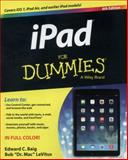 IPad for Dummies, Edward C. Baig and Bob LeVitus, 1118723066