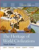 The Heritage of World Civilizations : Volume 2, Books a la Carte Edition, Craig, Albert M. and Graham, William A., 0205003060
