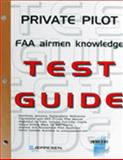 Private Pilot Airmen Knowledge Test Guide, Jeppesen Sanderson, Inc. Staff, 0884873064