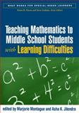 Teaching Mathematics to Middle School Students with Learning Difficulties, , 1593853068