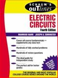 Electric Circuits, Nahvi, Mahmood and Edminister, Joseph A., 0071393072