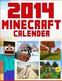 2014 Minecraft Calender, Minecraft Books, 1494953072