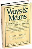 Ways and Means, Scot W. Overdorf, 0922943079