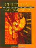 Cultural Geography : Themes, Concepts, Analyses, Norton, William, 0195413075