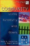 20/30 Bible Study for Young Adults Community, David Easterling and Robert Warren, 0687083079