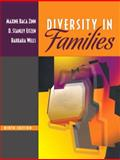 Diversity in Families, Zinn, Maxine Baca and Wells, Barbara, 0205693075