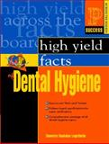 Prentice Hall Health's High Yield Facts of Dental Hygiene, Logothetis, Demetra Daskalos, 0130893072