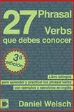 27 Phrasal Verbs Que Debes Conocer, Daniel Welsch, 1490923071