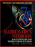 Mathematics Methods for Elementary School Teachers, Hatfield, Mary M. and Edwards, Nancy T., 0205263089