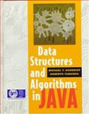 Data Structures and Algorithms in Java, Goodrich, Michael T. and Tamassia, Roberto, 0471193089