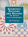 Geometric Patterns and Designs for Artists and Craftspeople, Wil Stegenga, 0486423085