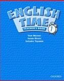 English Time, Tom Merner and Susan Rivers, 0194363082