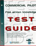 Commercial Pilot Airmen Knowledge Test Guide, Jeppesen Sanderson, Inc. Staff, 0884873080